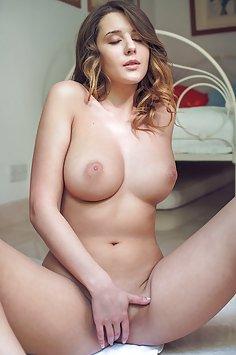Sybil A masturbating | Met Art X - image