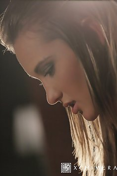 Naomi Bennet fucked with dildo gag | PornDoe xChimera - image