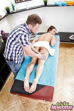 Jenny Fer anal massage | Teen Mega World - image