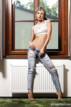 Gina Gerson nude - image