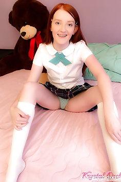 Schoolgirl Krystal Orchid - image
