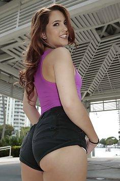 Brooke Haze car sex @ GF Leaks - image