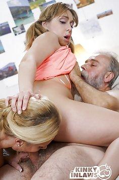 Klara & Sparta | PornDoe Kinky Inlaws - image