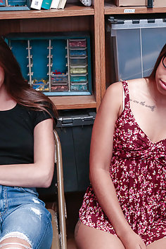 Jasmine Summers & Arielle Faye | Shoplyfter - image