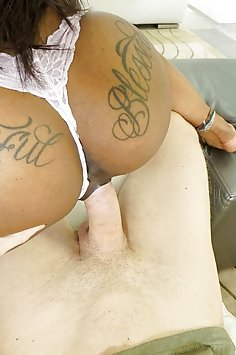 Sarah Banks interracial | Mofos - image