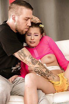 Carolina Sweets deepthroat | Evil Angel - image