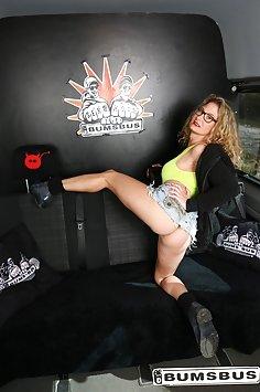 Izzy Mendosa | PornDoe Bums Bus - image