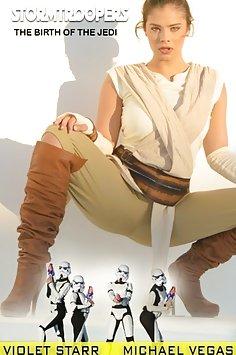 Jedi Violet Starr | ScrewBox - image