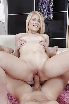 Sweet Cat creampie | Legal Porno - image