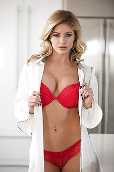 Jessa Rhodes kitchen sex - image