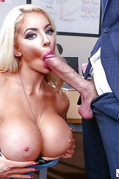Nicolette Shea office sex | Digital Playground - image