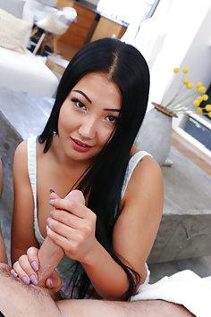 Jade Luv POV sex | Dad Crush - image