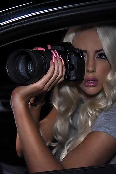 Nicolette Shea private dick | Brazzers Exxtra - image