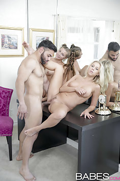 Carolina Sweets shares BF with stepmother Katie Morgan | Babes - image