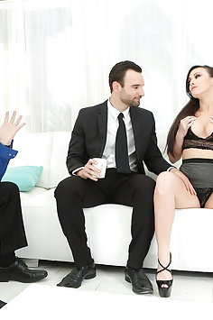 Jennifer White cuckold sex | Pimp.XXX Cucked - image