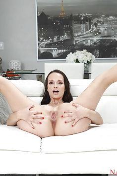Lexi Luna titty fucking | NaughtyAmerica My Girlfriend's Busty Friend - image