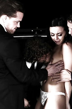 Whitney Wright prom night gangbang | Pure Taboo - image