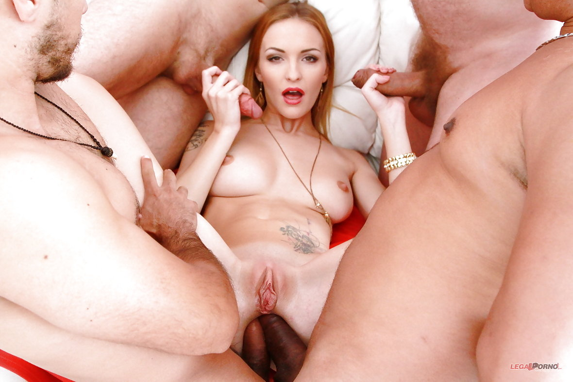 Belle Claire Gangbang
