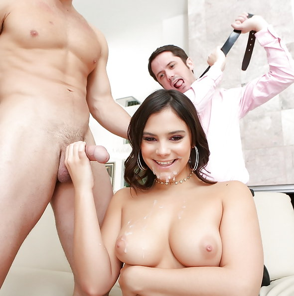Violet Starr cuckold sex with husband's brother | Pimp.XXX Cucked