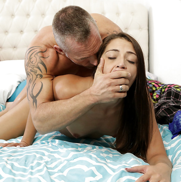 Teen Avi Love gets anal creampie from stepdad | Nubiles Porn: Daddy's Lil Angel