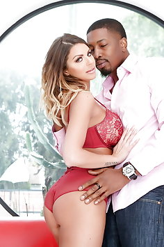 Brooklyn Chase & BBC Isiah Maxwell interracial sex | Pimp.XXX: Confessions - image