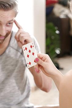 Tiffany Tatum plays strip... sex poker   NubileFilms - image