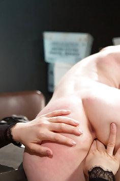 Chanel Preston ties up & punishes Nadya Nabakova | Kink: Whipped Ass - image