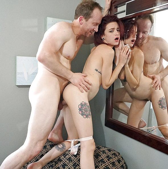 Lola Fae anal sex & gaping   TeenFidelity