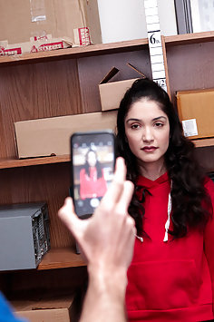 Shoplifter Jericha Jem strip searched & fucked | ShopLyfter - image