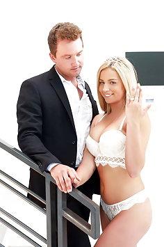 Sophia Lux wedding night creampies | Cum4K - image