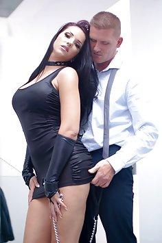 German MILF Jolee Love anal sex | Private - image