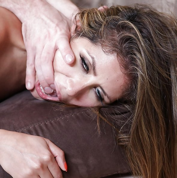 MILF Alexxa Vega bribes tax man with latina pussy | MYLF: Milfty