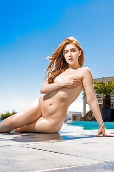 Anal vacation with ginger Jia Lissa | Vixen - image