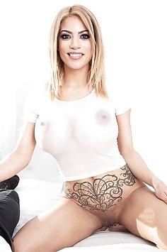 POV titty fucking with Amber Alena | Scoreland - image