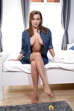 Busty Josephine Jackson titty fucking   SexyHub: Dane Jones - image