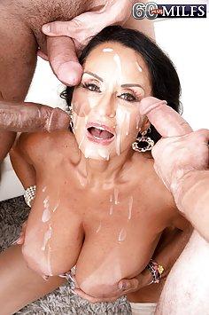 GILF Rita Daniels' first air-tight sex scene   60PlusMILFs